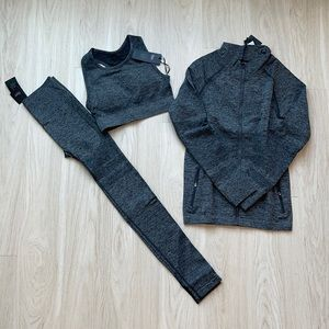 Dark Grey Set
